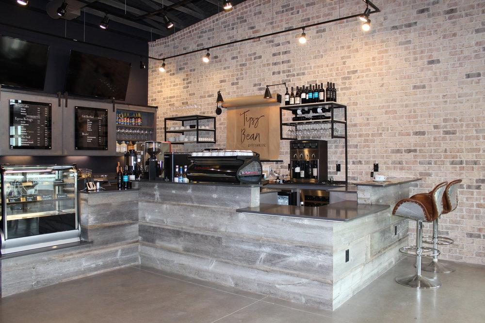 Tipsy Bean Coffee & Wine Bar