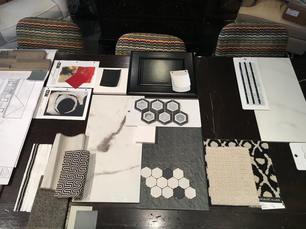 Project Boxelder Design Table