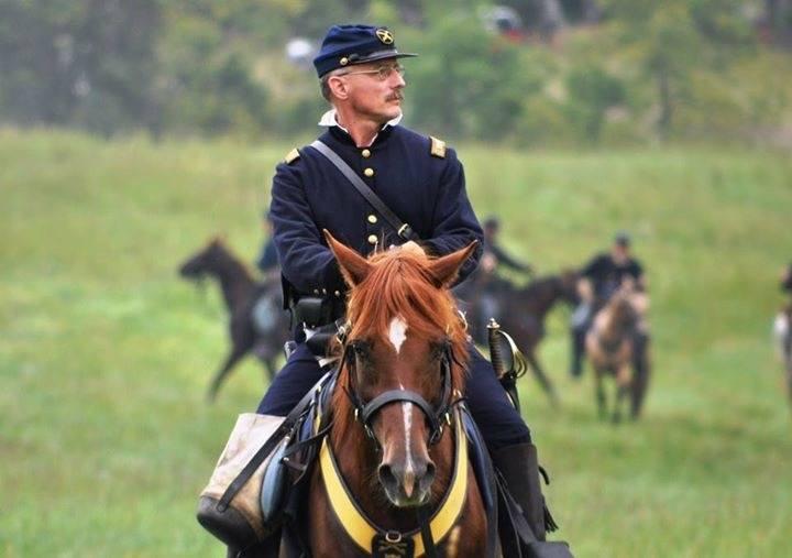 Capt. Scott Womack, Commanding