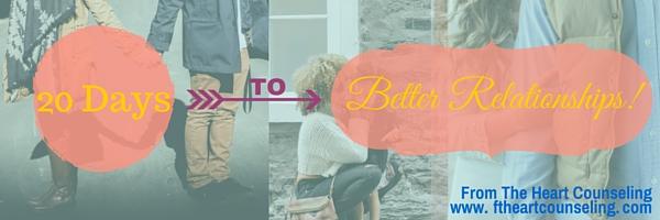 Better Relationships
