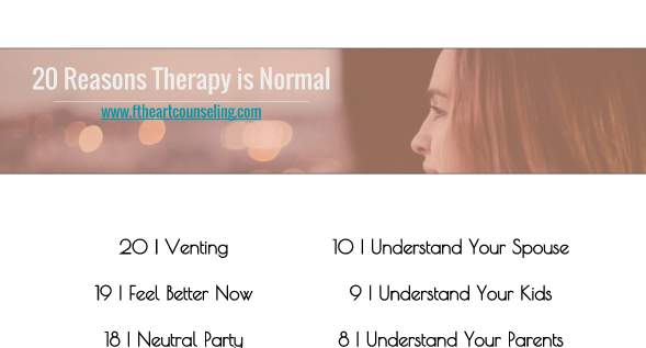therapy is normal