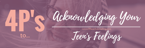 Need some help getting through to your teen? Not quite sure how to walk them through raging emotions? Then this worksheet is for you!