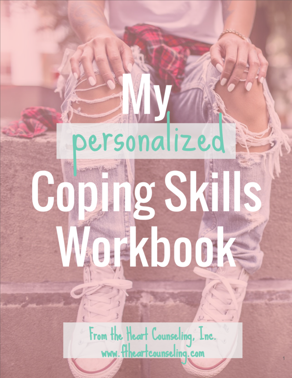 Struggling to find coping strategies that fit your personality? Tried all the suggestions? Grab this 11 page workbook to help you tailor strategies that match your character!
