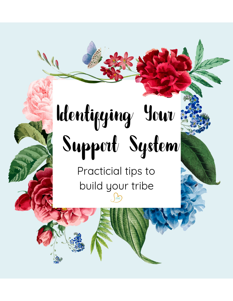 identifying your support system from the heart counseling in saint charles il