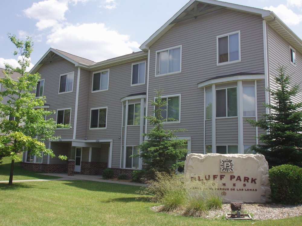 Bluff Park Homes