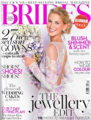 Brides Magazine (UK) March/April 2017