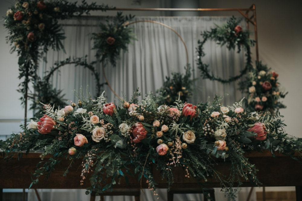 Into the Wild floral design - Dreamy wedding inspiration 1