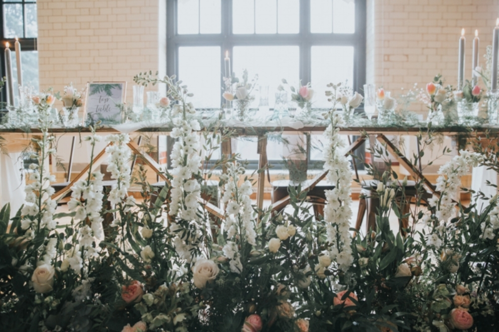 Into the Wild floral design - Dreamy wedding inspiration 4