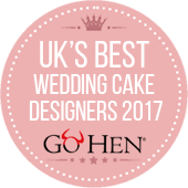 UK Best Wedding Cake Designer