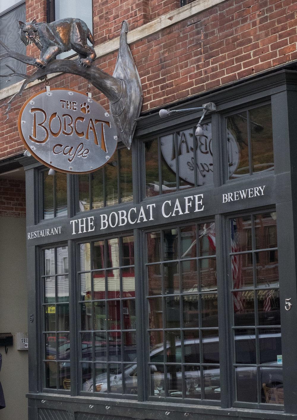 Bobcat Cafe