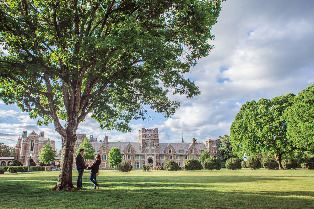 berry-college-engagement-session