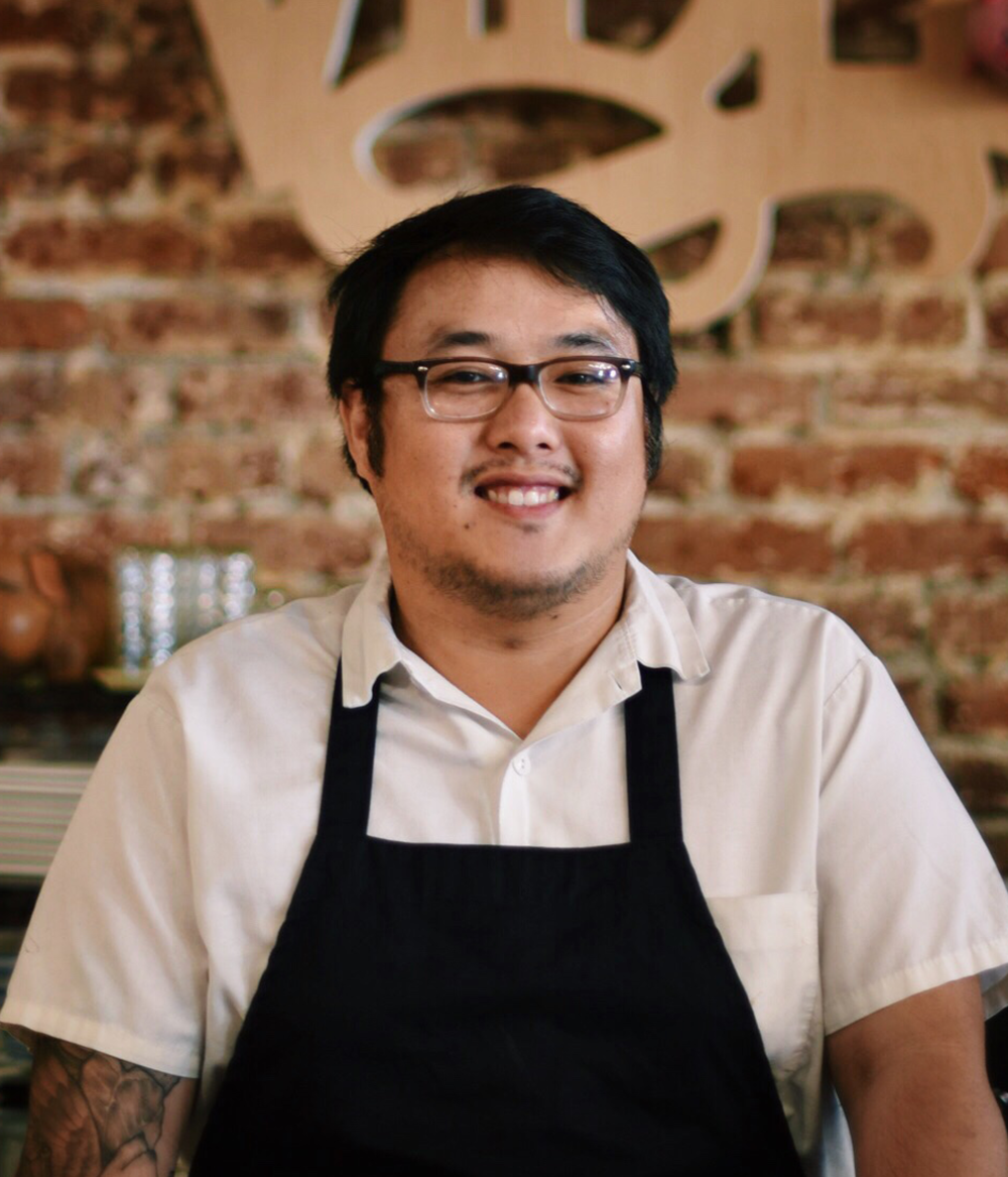 ANDREW LE: Executive Chef / Owner / The Pig