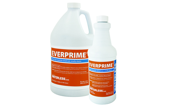 EverPrime - Your Solution to those Pesky Drain Odors!