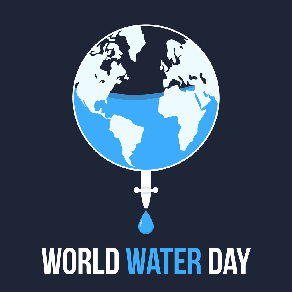World Water Day is March 22