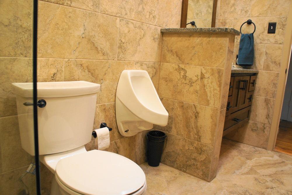 home urinal