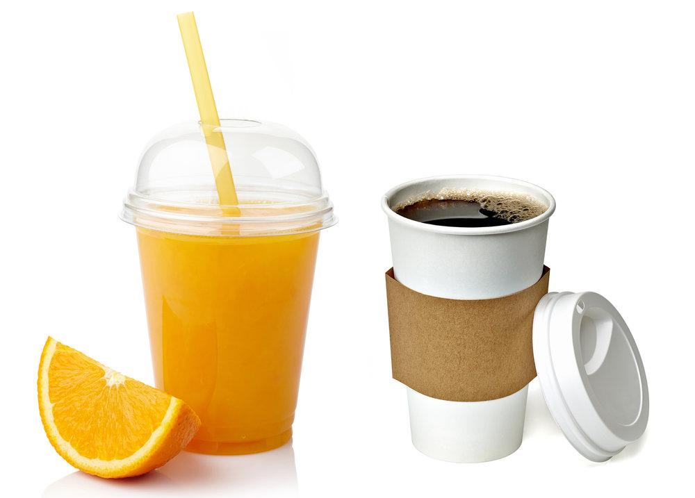 coffee juicee urinal