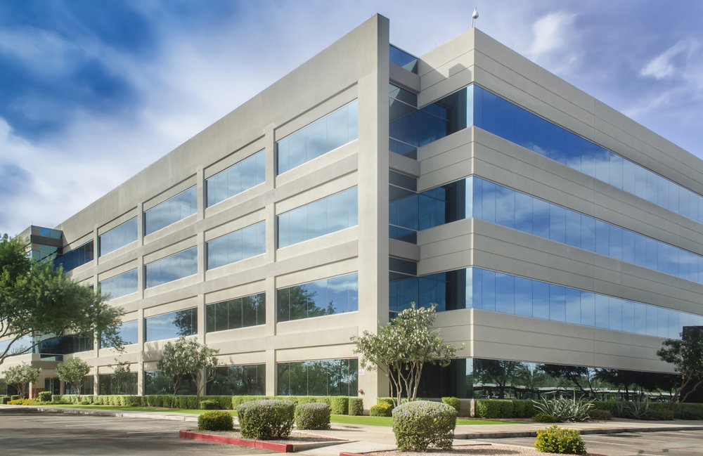 Commercial Building Water Conservation