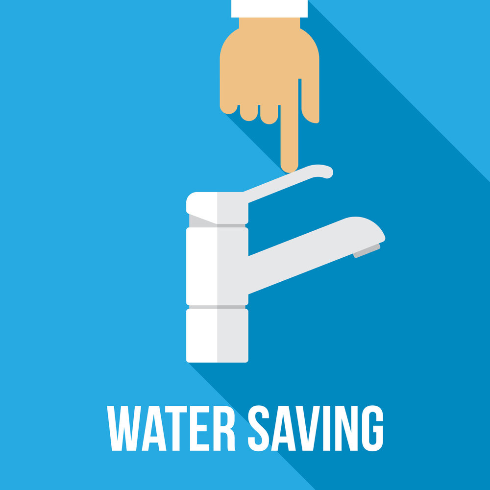 save water, conserve water, corrections