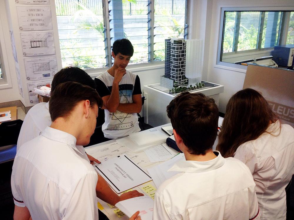 Design-Students-Volunteer-QUT