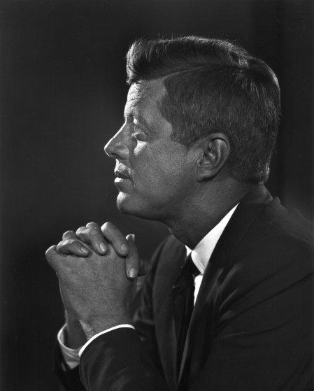 John Kennedy {1960]