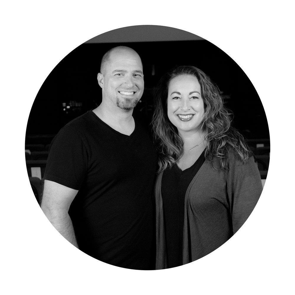 Adam & Katie Thielman - Family Ministries