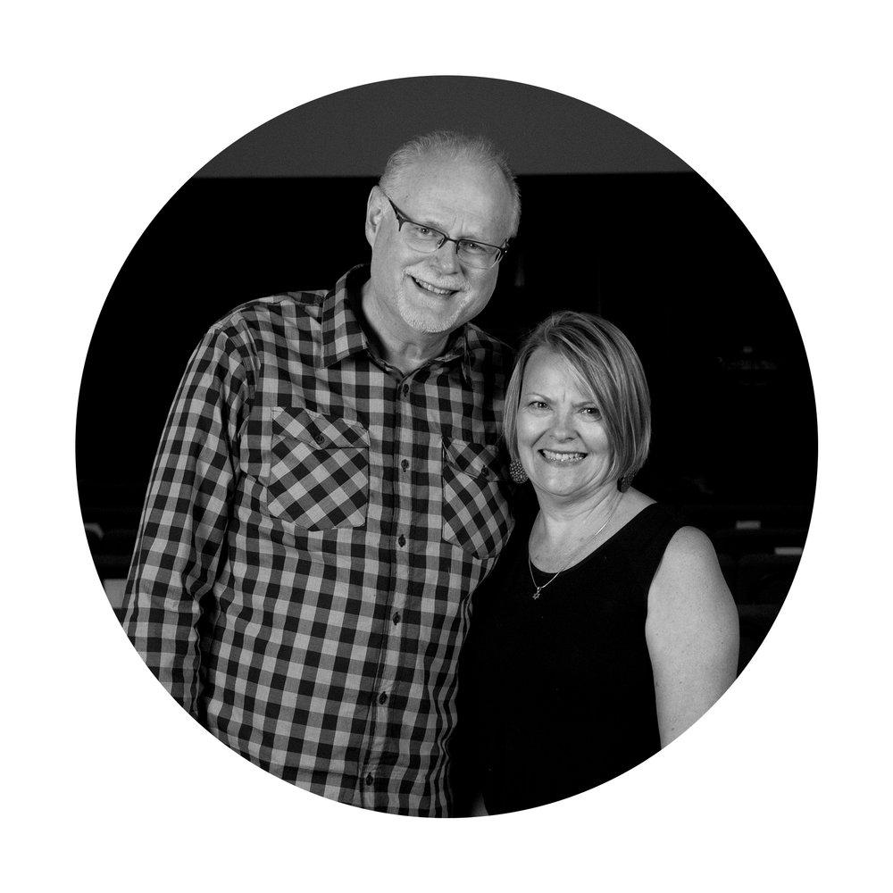 Bryan & Anna Johnson - Pursuit School of Ministry