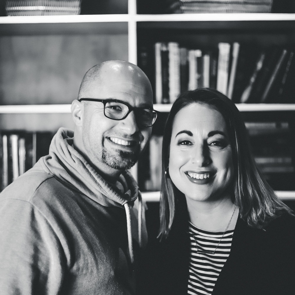 Adam & Katie Thielman - Executive Pastors