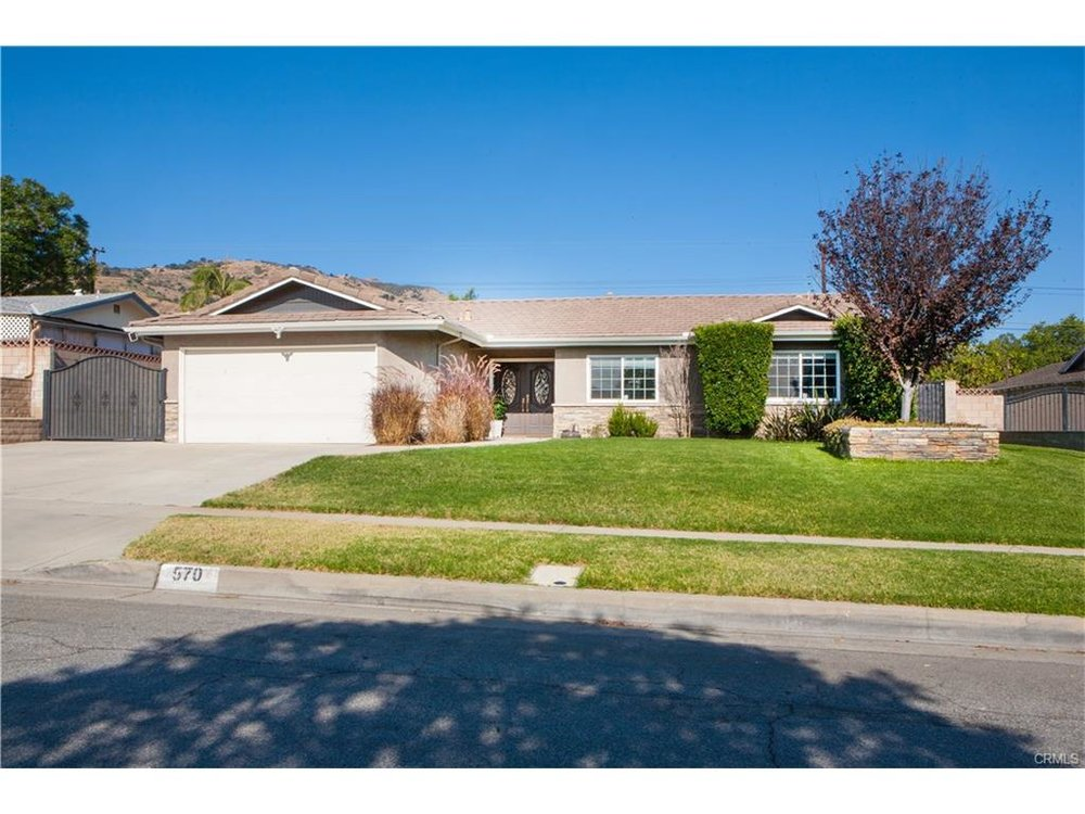 570 Thornhurst Av - Glendora, CA