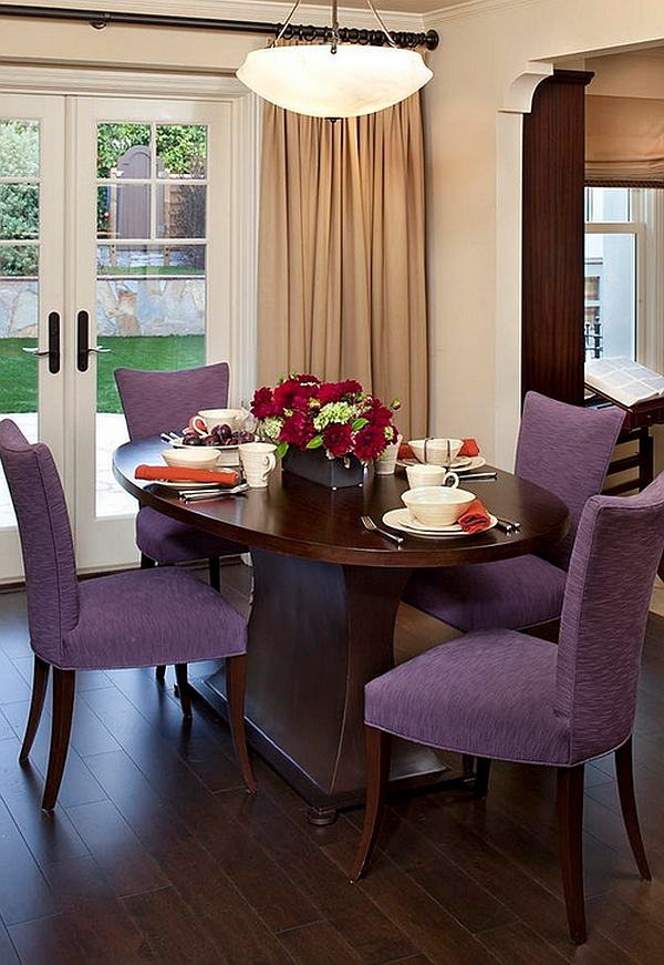 DINING ROOM - Help buyers imagine hosting a dinner