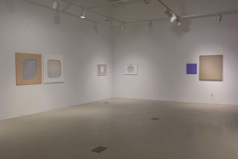Slow Seeing  2016 MFA Thesis Exhibition