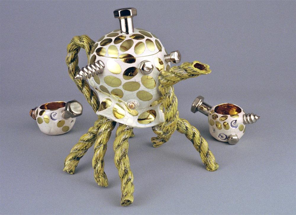 keiko fukazawa teapot work by keiko fukazawa