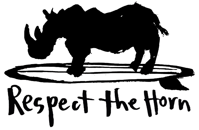 Save the Rhinos, Respect the Horn!