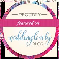 Wedding Lovely Badge