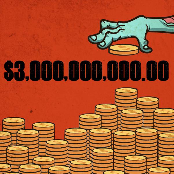 $3 mil millones de dólares al año es la pérdida estimada debido a los efectos de las actitudes y comportamientos negativos en el trabajo.