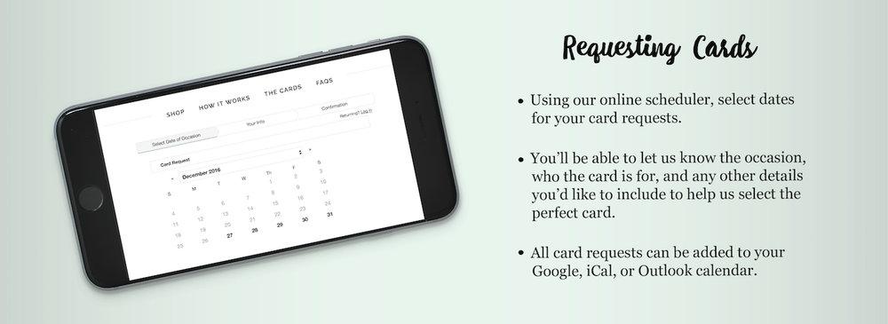 greeting card service
