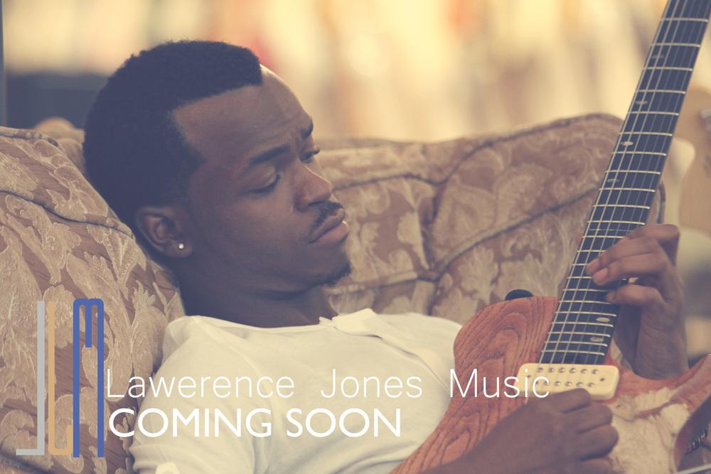 Lawerence Jones Promotional Photos
