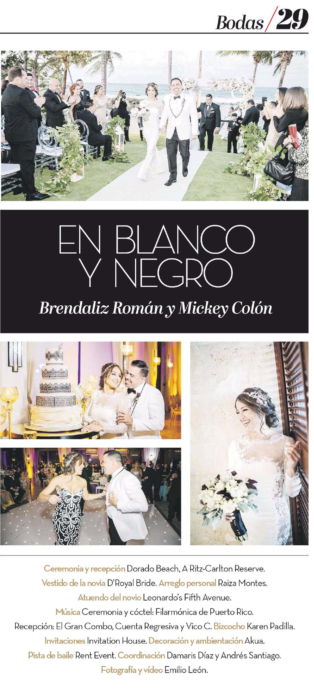 Brenda & Mickey Magacin