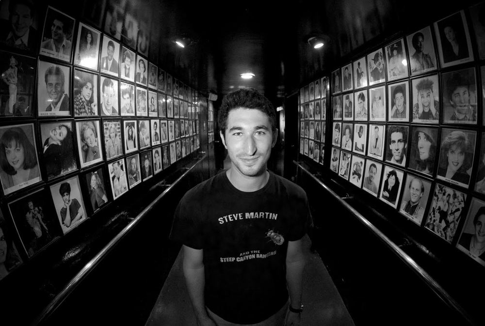 Comedy Store - Photo by Troy Conrad