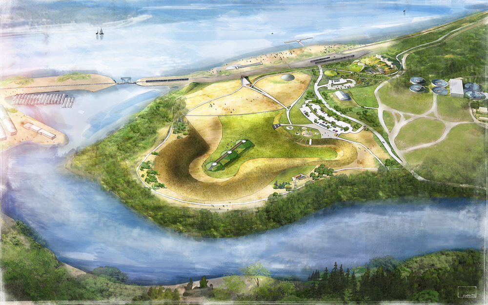 Chambers Creek Master Plan