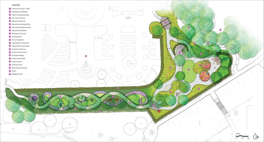 20150727_WP_SensoryGarden_Site Plan_48X24.indd