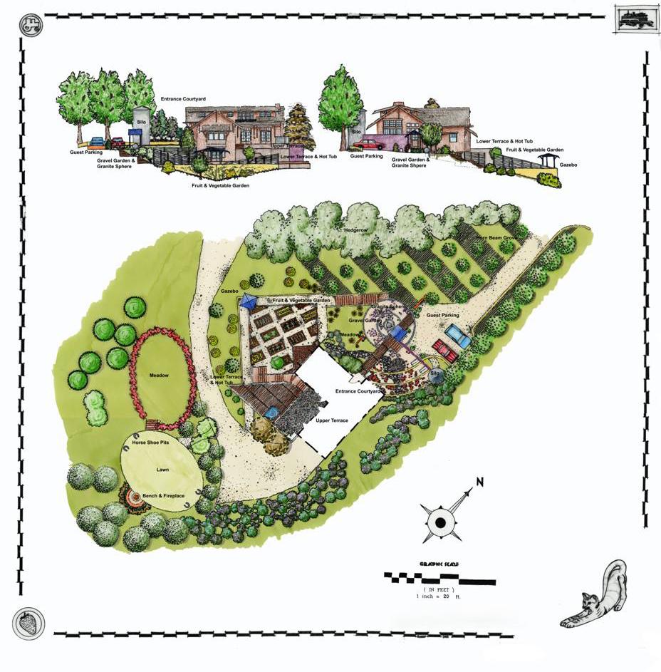 The Rural Garden