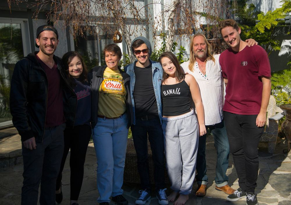 Michael Dausend (Associate Producer), Madeline Paige, Ann Doria, Brendan Robinson, Autumn Patterson, Jeffery Patterson, Andrew Franz.