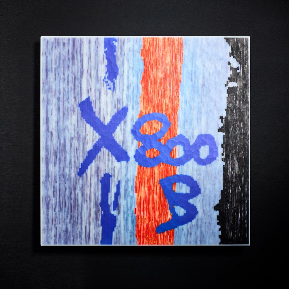 X 800 B, 2016