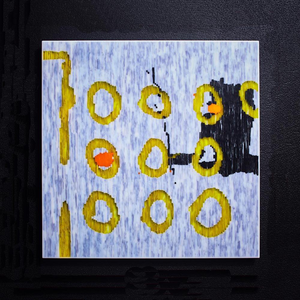 """10 Yellow O's"""""""