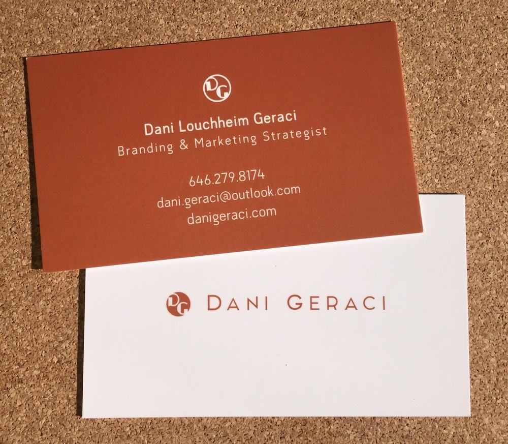 DaniGeraciBusinessCard