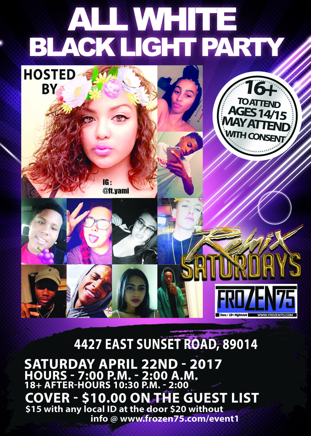 FroZEN75_REMIX SATURDAYS_All White, Black Light Partyt hosted by Yami_4-22-2017_BACK.jpg