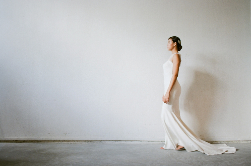 Singapore Fine Art Wedding Photographer