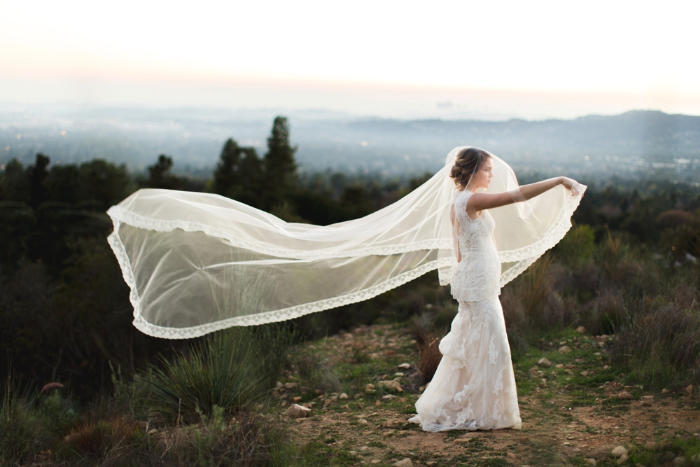 69Veils by Chauntelle Altadena Bridal Photography
