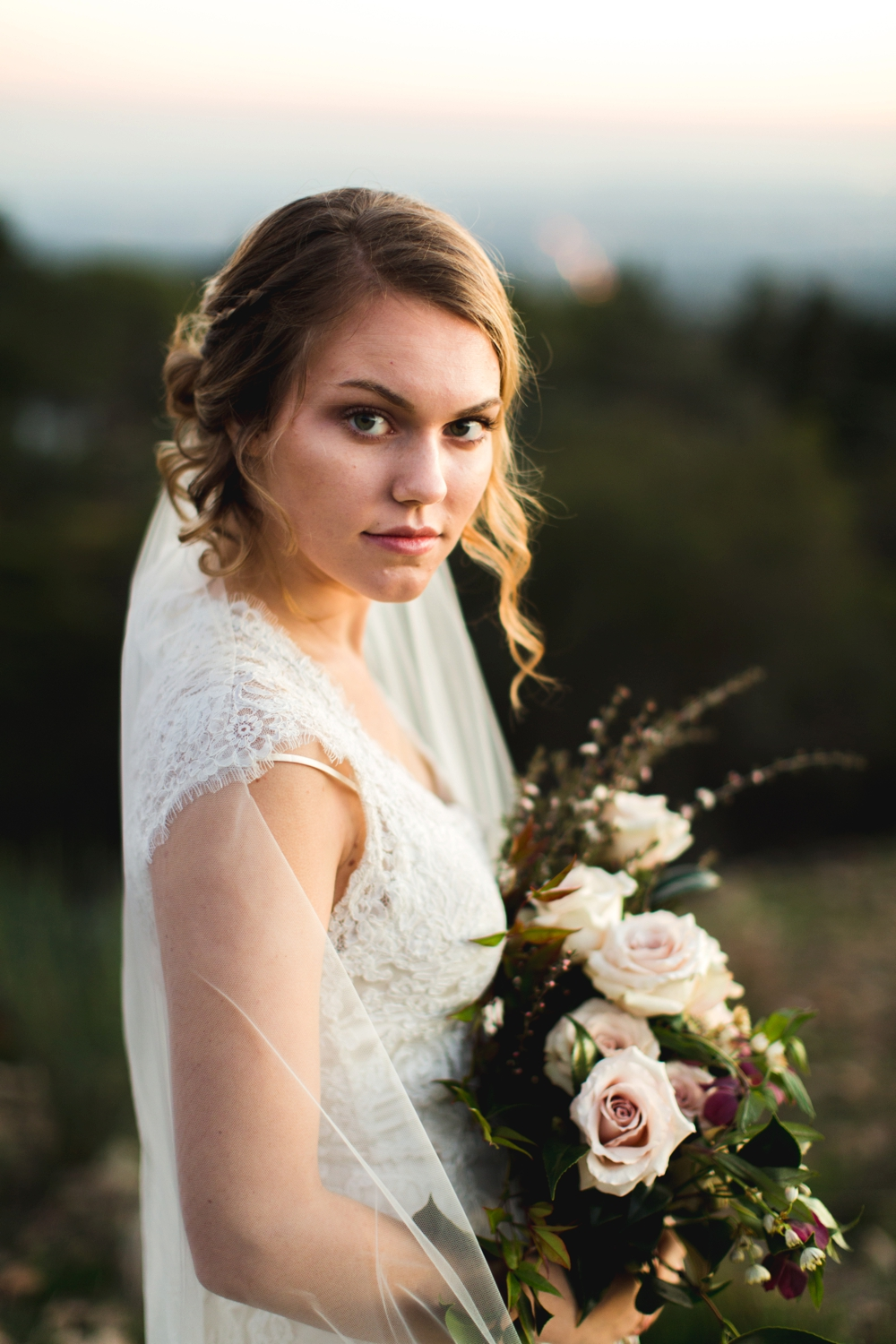 73Veils by Chauntelle Altadena Bridal Photography