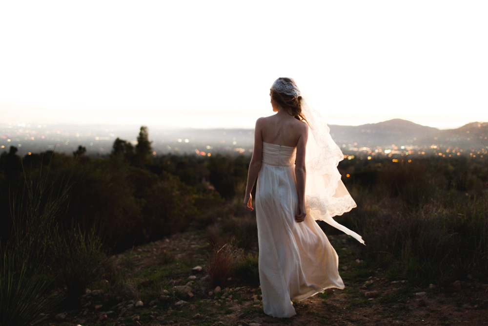 96Veils by Chauntelle Altadena Bridal Photography